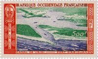 Afrique Occidentale - Timbres poste aérienne neuf Y&T PA 16