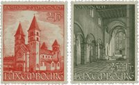 Luxembourg 1953 - Neuf - Michel 514-15
