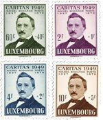 Luxembourg 1949 - Neuf - Michel 464-67