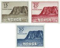 Norge - AFA 290-292 - Postfrisk