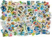 Francia - 2000-2009 - 600 francobolli differenti