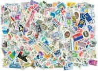 Francia - 1980-90 - 250 francobolli differenti
