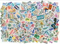 France - 250 timbres 1970-80