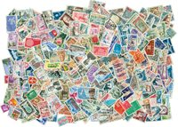France 1960-70 - 250 different stamps