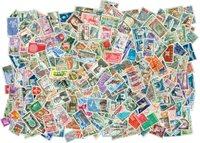 Francia - 1960-70 - 250 francobolli differenti