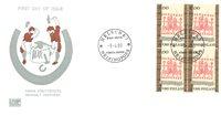 Finland 1980 - FDC - Firblok - LAPE nr. 861