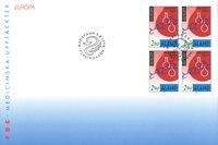 Åland 1994 - FDC - Firblok - LAPE nr. 87