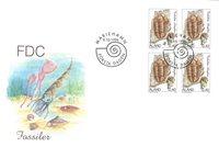 Åland 1996 - FDC - Firblok - LAPE nr. 117