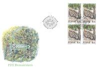 Åland 1999 - FDC - Firblok - LAPE nr. 150