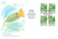 Åland 1999 - FDC - Firblok - LAPE nr. 156