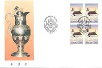 Åland 1999 - FDC - Firblok - LAPE nr. 162