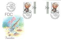 Åland 1996 - FDC med gutterpair - LAPE no 118