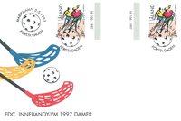Åland 1997 - FDC med gutterpair - LAPE no 127