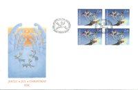 Åland 1997 - Env.premier jour avec gutterpair - LAPE no.  131