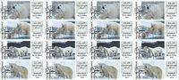 Frankeringsmærker 2019 - CPH 2019 - Dagstemplet - Collectors set