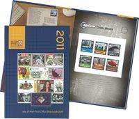 île de Man - Livre annuel 2011
