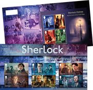 Great Britain - Sherlock Holmes - Presentation pack 6v