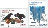 Miljø i Grønland III - Dagstemplet - Sæt