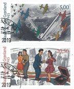 Grønland under 2. verdenskrig III - Dagstemplet - Sæt