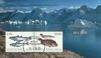 Fisk i Grønland II - Dagstemplet - Miniark