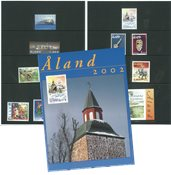 Åland - Årsmappe 2002