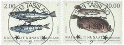 Fisk i Grønland II - Centralt dagstemplet - Sæt
