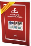 AFA - Denmark 2021 - Stamp catalogue