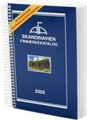 AFA - Scandinavia 2020 - Spiral bound - Stamp catalogue