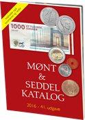 Danmark møntkatalog 2016
