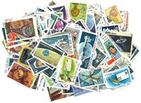 Space travel - 250 different stamps