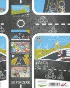 Belgique - Sécurité routière - Bloc-feuillet oblitéré