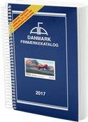 AFA Danmark frimærkekatalog 2017 med spiralryg