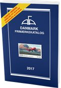 AFA Danmark frimærkekatalog 2017