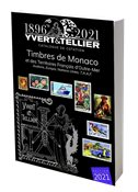 Yvert & Tellier Catalogue Tome 1Bis 2021