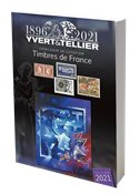 Yvert & Tellier - Catalogue Tome 1 France 2021