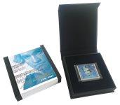 Tyskland - Beethoven frimærke med skæbnesymfonien - Postfrisk frimærke med tilhørende skrin. Oplag 250stk.Individuelt nummerere