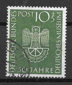 Allemagne  - AFA 1126 - Oblitéré