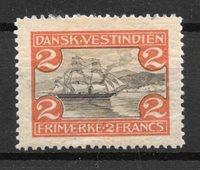 Danish West Indies  - AFA 31 - Unused