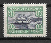 Danish West Indies  - AFA 30 - Unused