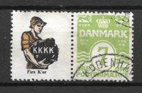 Danmark  - Rekl. AFA 31 - Stemplet