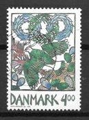Denmark  - AFA 1204y - Cancelled
