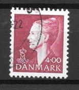 Denmark  - AFA 1202x - Cancelled