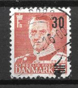 Danemark  - AFA 364x - Oblitéré