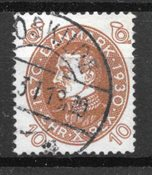 Danemark  - AFA 189x - Oblitéré