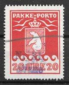 Groenland  - Pak.  AFA 9 - Oblitéré
