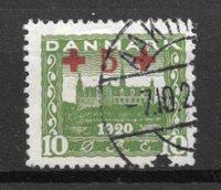 Danemark  - AFA 120 - Oblitéré