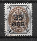 Danmark  - AFA 60 - Stemplet