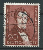 Berlin 1951 - AFA 74 - Cancelled