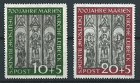 Allemagne 1949 - AFA 1102-03 - Neuf