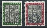 Allemagne 1949 - AFA 1102-03 - Oblitéré
